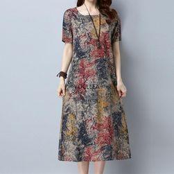 Ženska midi haljina Lerra
