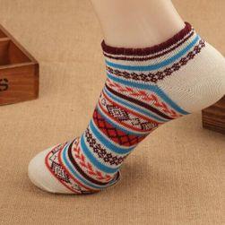 Unisex pamučne čarape - 1 par