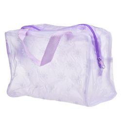 Прозрачная дорожная сумка