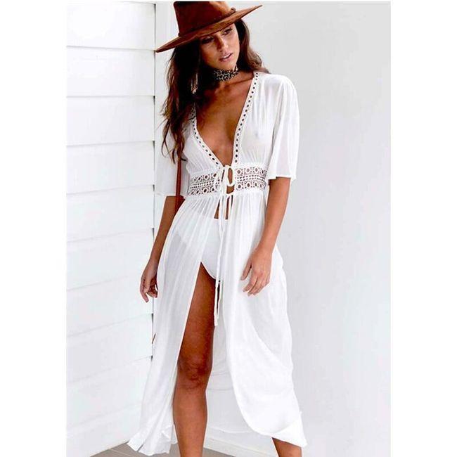 Plażowa sukienka BD3 1