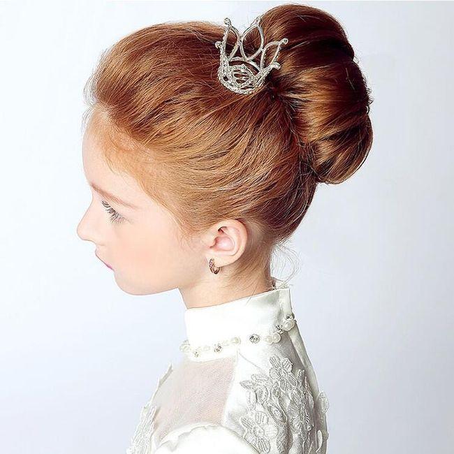 Krona za lase za majhne princese 1