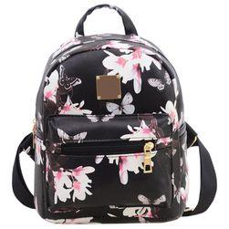 Dámský batoh KB47 Černá
