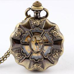 Kapesní hodinky v retro stylu