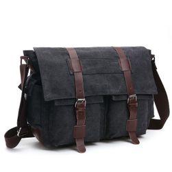 Мужская сумка через плечо PB97