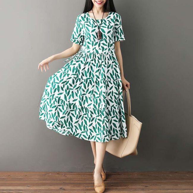 Лятна рокля Ladi 1