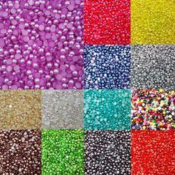 Sztuczne perły do dekoracji - wiele kolorów