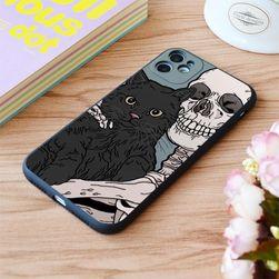 Kryt na iPhone Skull