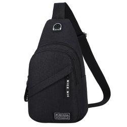 Pánský batoh SM03 Črna