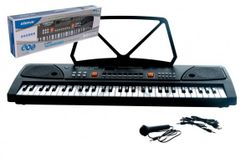 Big piano 61 keys with microphone and USB 66x22cm RM_00311625