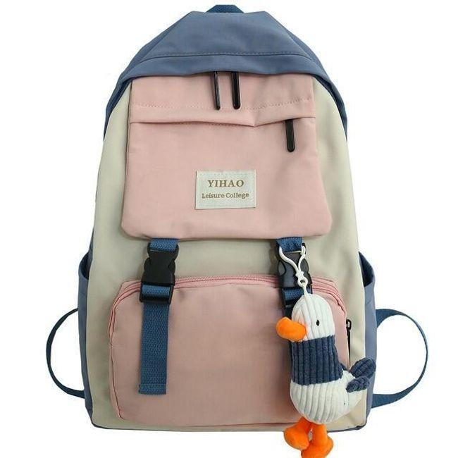 Szkolny plecak Duck 1