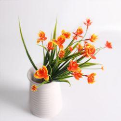 Umělé květiny - 5 barev