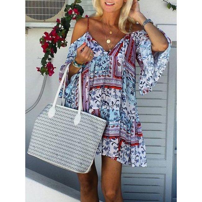 Летнее платье Amorre 1
