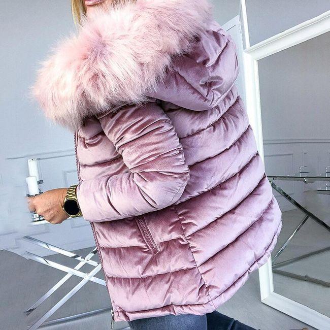 Női téli kabát Kathrin
