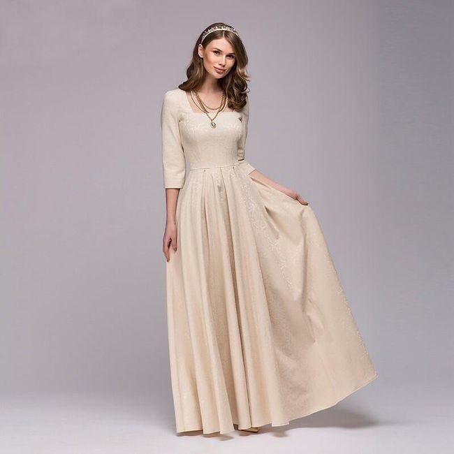 Dámské společenské šaty JOK223 1