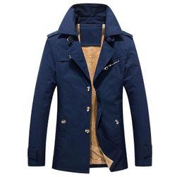 Pánský kabát Herb velikost 4