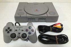 Игровая приставка PlayStation 1