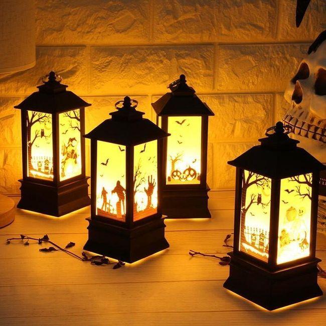 LED lampička JOK215 1
