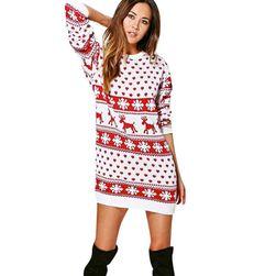 Damska sukienka bożonarodzeniowa Vanny