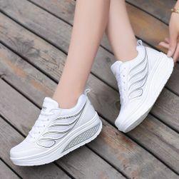 Женские кроссовки на платформе Berieata