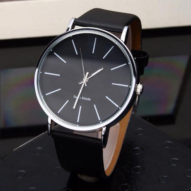 Ručni sat sa elegantnim brojčanikom - više varijanti 1
