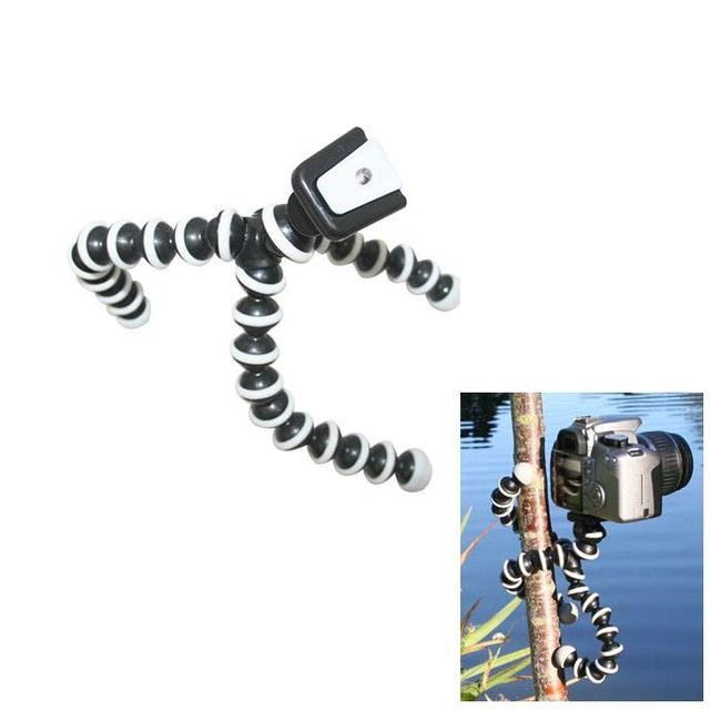 Fleksibilni stativ za digitalni fotoaparat - gorila 1