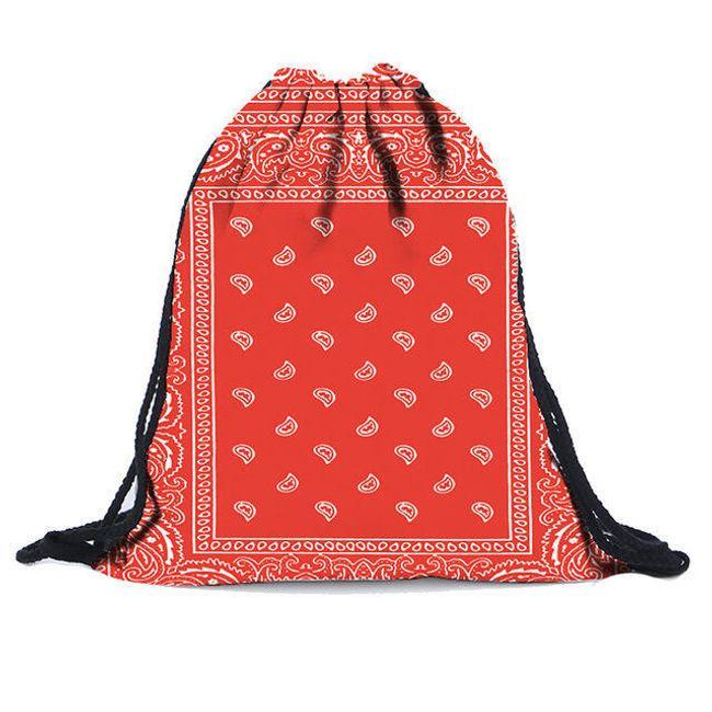 Húzózsinórral ellátott hátizsák 3 változatban