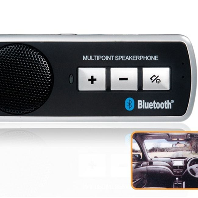Bluetooth handsfree do samochodu 1