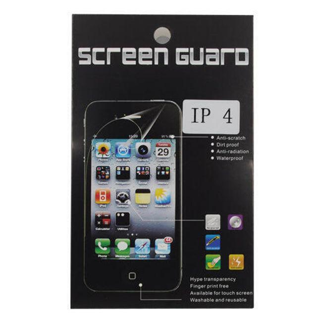Transparentna ochronna folia na iPhone 4 1