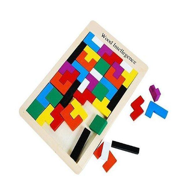 Drewniane puzzle nie tylko dla dzieci 1