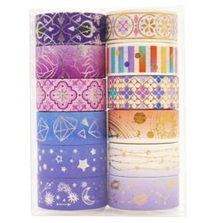 Washi tape strips Kamilla
