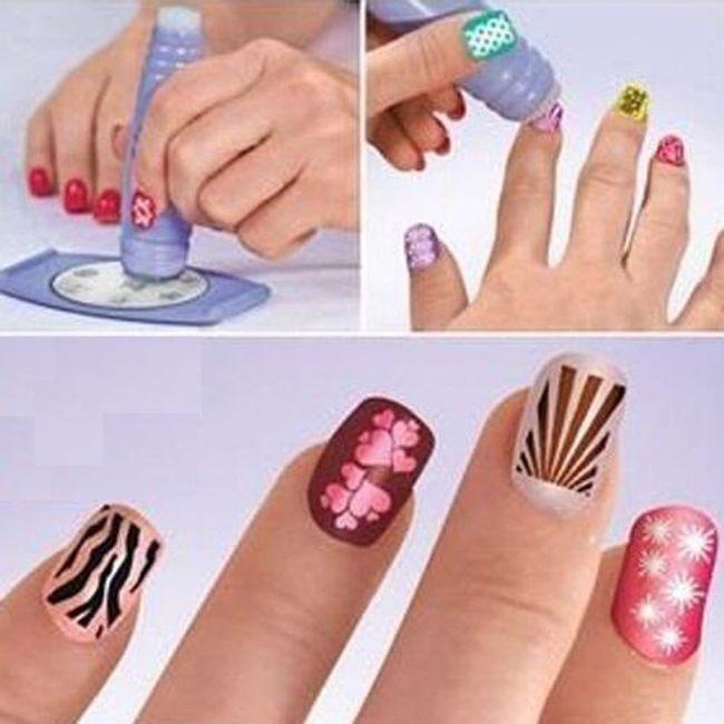 Печат за нокти 1