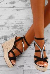 Ženske cipele sa platformom Ella