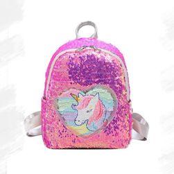 Dziewczęcy plecak B07222