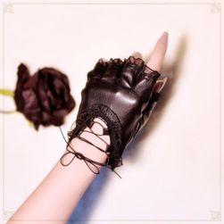 Dámské rukavice bez prstů UZ4