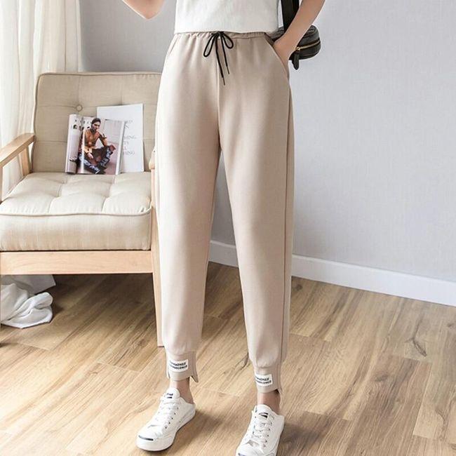 Дамски панталони WT46 1