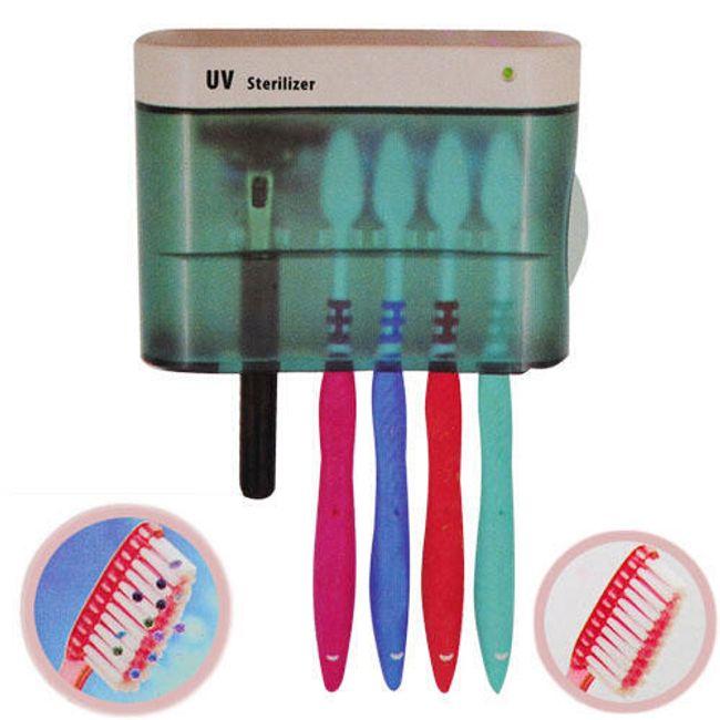 Box na kartáčky s UV sterilizací 1