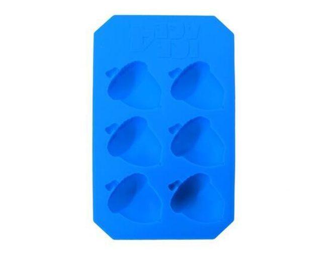 Silikonová forma na led - oříšky 1