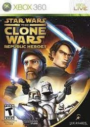 Hra (Xbox 360) Star Wars The Clone Wars: Republic Heroes