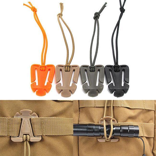 Ремень для крепления на рюкзак - эластичный 1