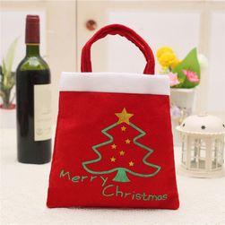Taška s vánočním motivem - 1 ks