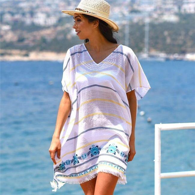Пляжное платье Makenna 1