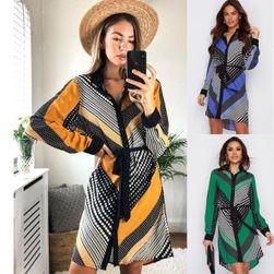Rochie cămașă pentru femei BR_CZFZ00450