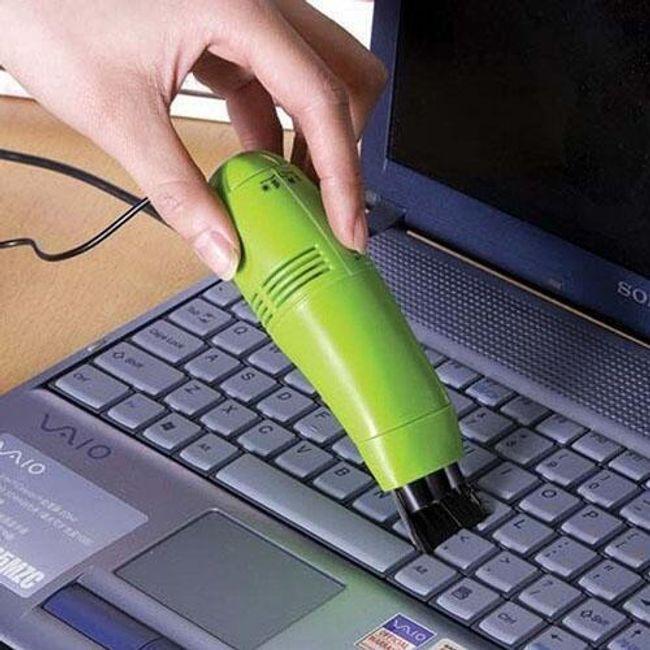 Mini USB sesalnik za tipkovnico 1