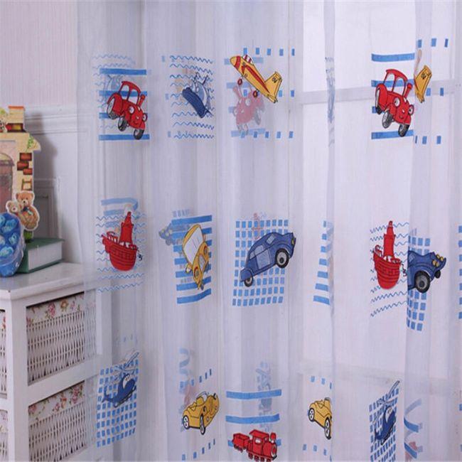 Zavesa za otroško sobo 1