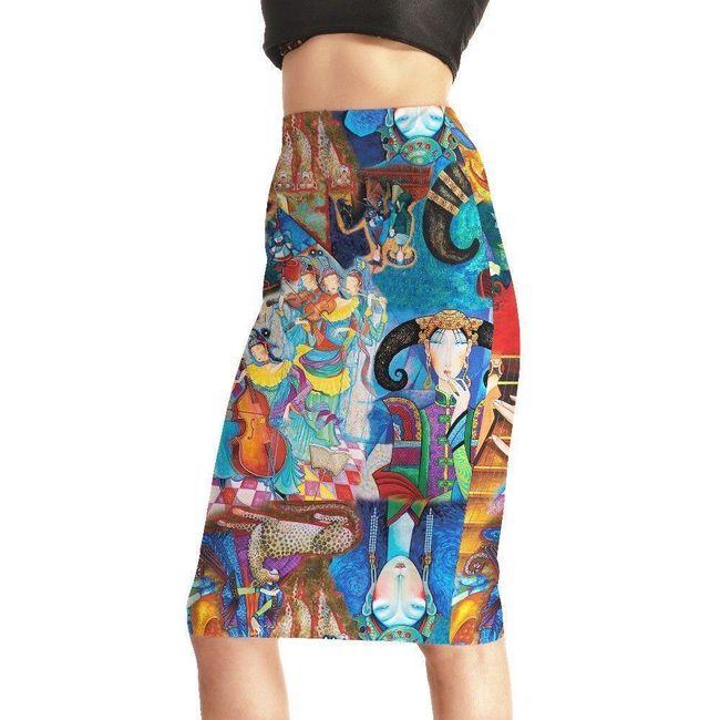 Dámská sukně Lissette 1