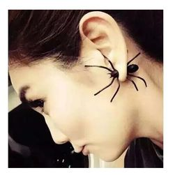 Fülbevaló - pók