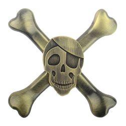 Fidget spinner s pirátským motivem - 3 barvy
