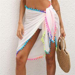 Plażowa chusta B014335