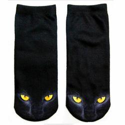 Dámské kočičí ponožky - 9 variant