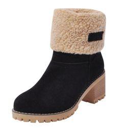 Dámské zimní boty Erta velikost 38